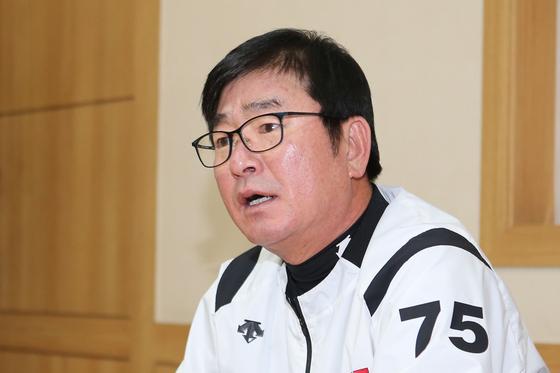 류중일 LG 트윈스 감독. [연합뉴스]
