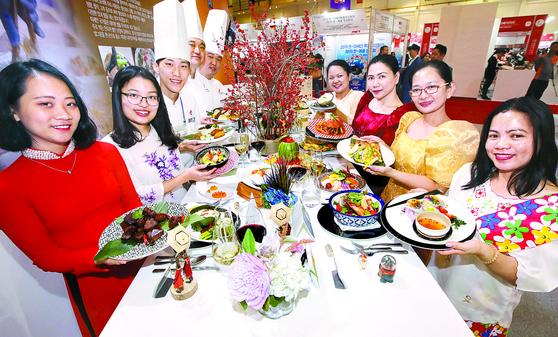 아세안 10개국 대표 요리