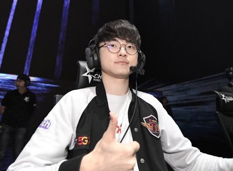 지난 2019 LCK 서머 결승전에서 활약한 SKT 페이커 이상혁 모습. IS포토