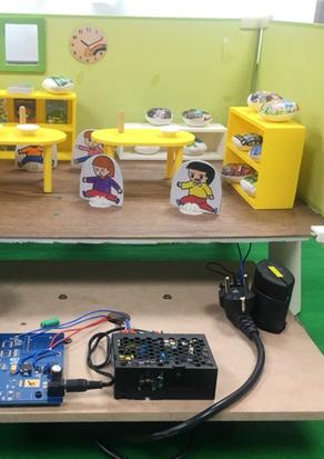 경복대 아동상담보육과, 3D프린팅 이용한 지진 대피 훈련 안전교구 '특허 등록'
