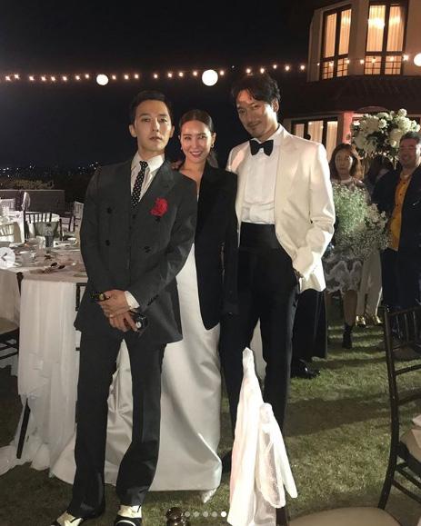 지드래곤 누나 권다미가 공개한 결혼식 사진 완벽했다
