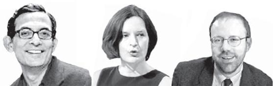 노벨경제학상 빈곤 퇴치 3인…바네르지·뒤플로는 부부