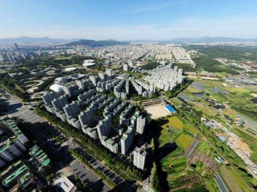서울 송파구 올림픽선수촌아파트 전경 [사진 네이버 지도]