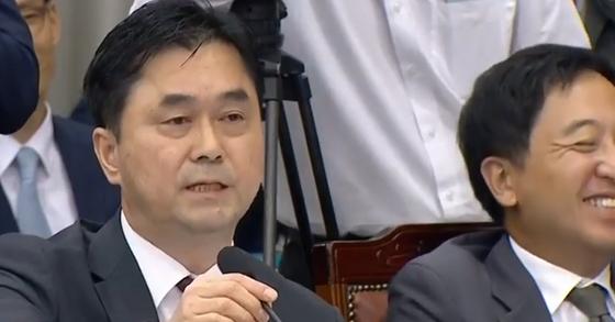 더불어민주당 김종민 의원. [사진 연합뉴스TV]