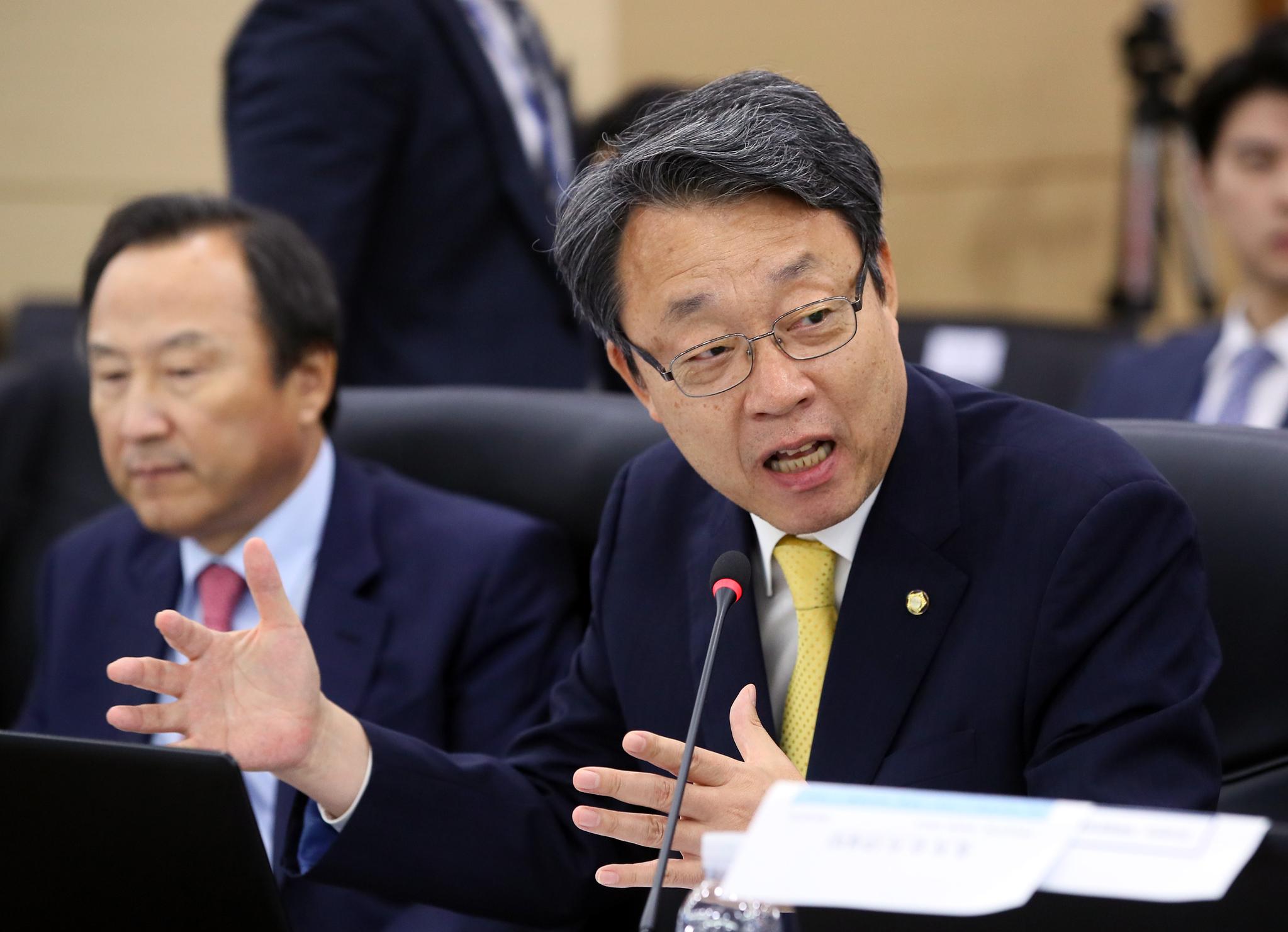 김성식 바른미래당 의원. [연합뉴스]