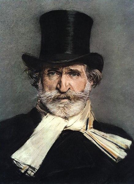 이탈리아 작곡가 '베르디'. 작곡가와 작품의 배경에 대해 조금만 알아두어도 오페라를 훨씬 재미있게 즐길 수 있습니다. [사진 Wikimedia Commons]