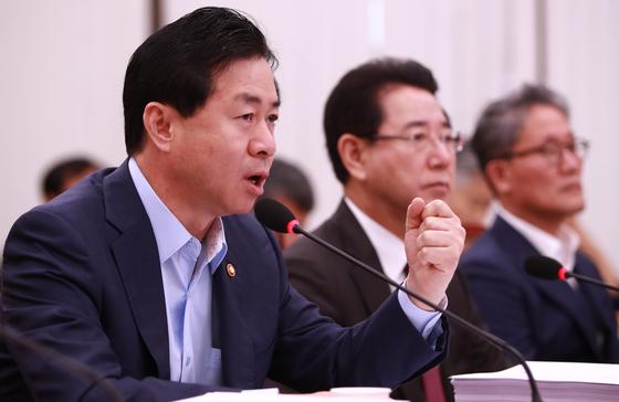 김영춘 더불어민주당 의원 [연합뉴스]