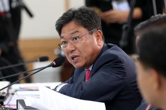 윤상직 자유한국당 의원. [뉴스1]