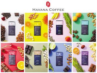 하바나커피는 콜드브루 전문 브랜드로 다양한 커피를 선보이고 있다.