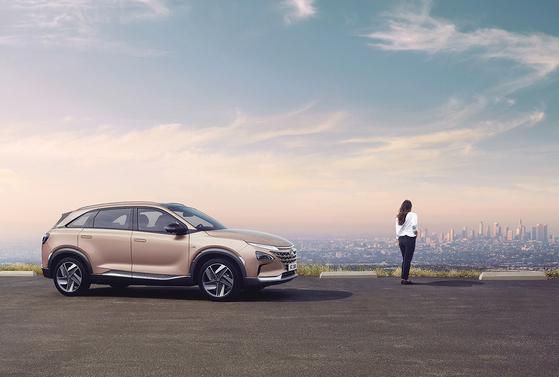 현대차가 브랜드 컨설팅업체가 선정한 글로벌 브랜드 가치에서 36위에 올랐다. [사진 현대차]