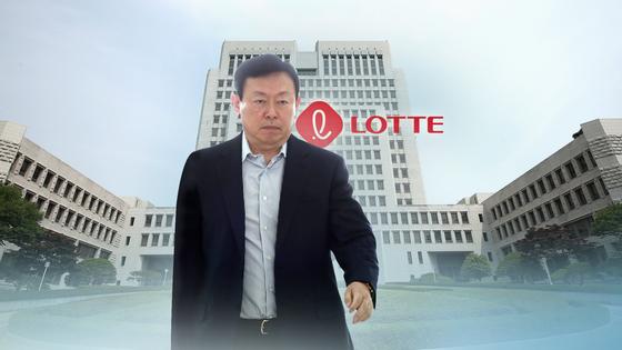 신동빈 롯데그룹 회장. [연합뉴스]