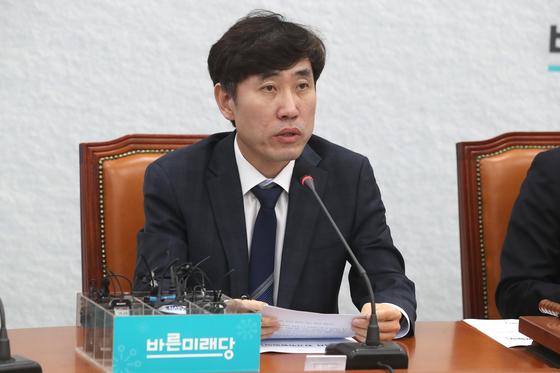 하태경 바른미래당 의원. [뉴스1]