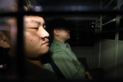 대만 자수 의사 밝힌 살인 용의자 찬퉁카이. [SCMP 홈페이지=연합뉴스]