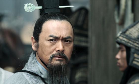 공자의 일생을 담은 중국 드라마 '공자'에서 주연을 맡은 배우 저우룬파. [중앙포토]