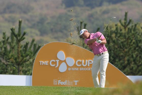대니 리가 CJ컵에서 PGA 개인 통산 2승 기회를 잡았다. [사진 JNA 골프]