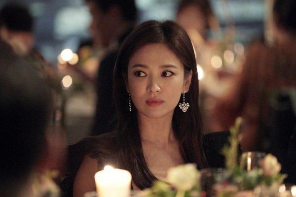 쇼메 디너 행사에 참석한 송혜교. [사진 쇼메]