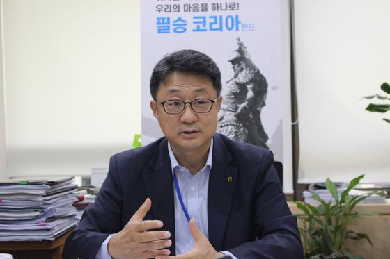 고숭철 NH아문디자산운용 최고투자책임자(CIO) [NH아문디자산운용]