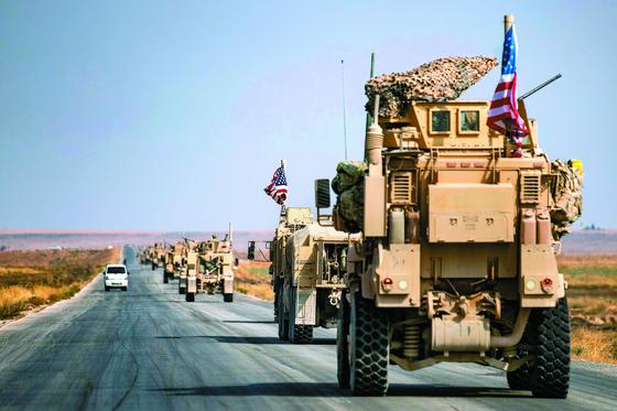 미군 시리아 북부서 철수