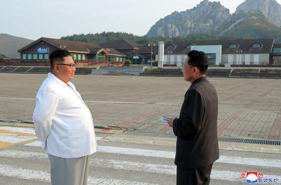 21년 만에 남북관계 옥동자에서 '격리병동'으로 내몰린 금강산