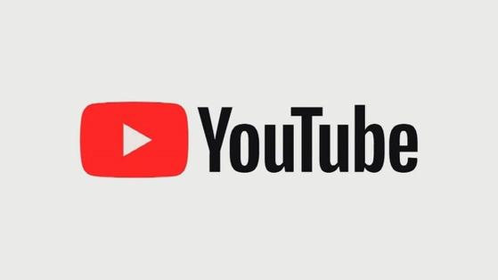 유튜브 로고.