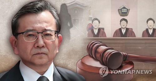 김학의 전 법무부 차관. [연합뉴스]