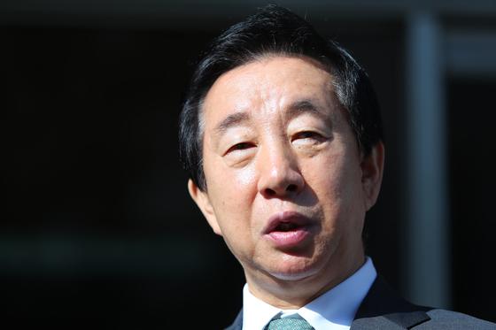 김성태 자유한국당 의원. [연합뉴스]