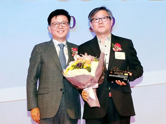 중앙일보, 광고주가 뽑은 신문기획상