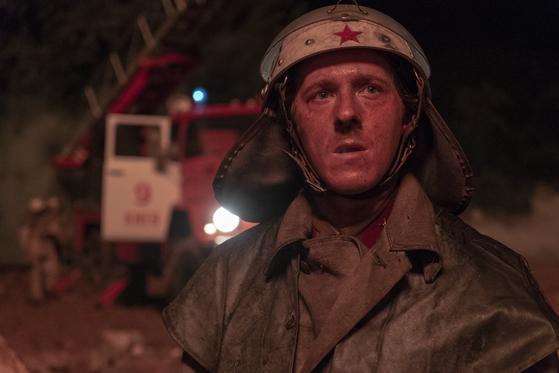 1986년 4월 구 소련 시절 우크라이나 체르노빌 원자력발전소 폭발 사고를 다룬 5부작 드라마 '체르노빌'. 미국 케이블 HBO가 영국 SKY와 손잡고 공동제작했고 국내선 왓챠플레이가 독점 공급하고 있다. [사진 HBO]