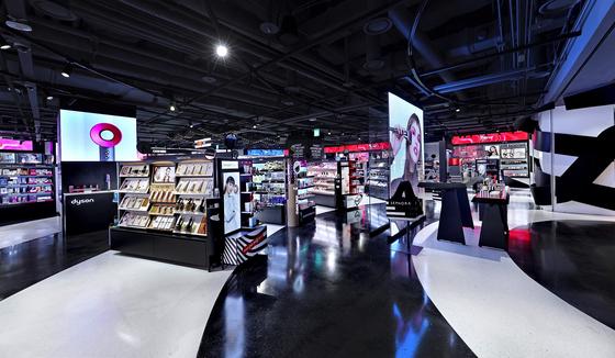 세계 최대 뷰티 편집숍 세포라가 24일 서울 강남구 삼성동 파르나스몰에 국내 첫 매장을 낸다. [사진 세포라]