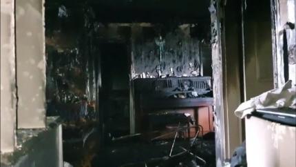 추석 연휴 하루 전날인 지난 11일 오전 5시 22분쯤 충남 천안시 쌍용동 한 아파트에서 방화로 추정되는 불이 나 집 안 냉장고 속에서 모자(母子)가 나란히 숨진 채 발견됐다. 김준희 기자