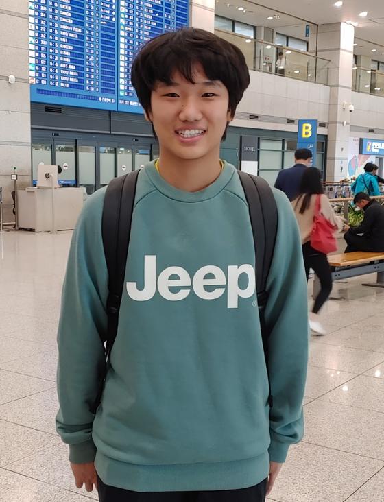 17세 고교생 배드민턴 국가대표 안세영. 박소영 기자