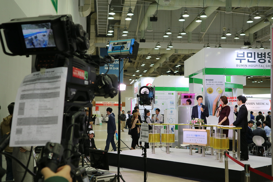 KIMES BUSAN 2018 부산경남 대표방송 KNN 생방송.