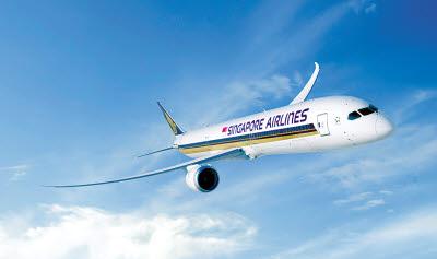 싱가포르항공은 최신 기종으로 전 세계 34개국 96개 도시를 운항하고 있다.