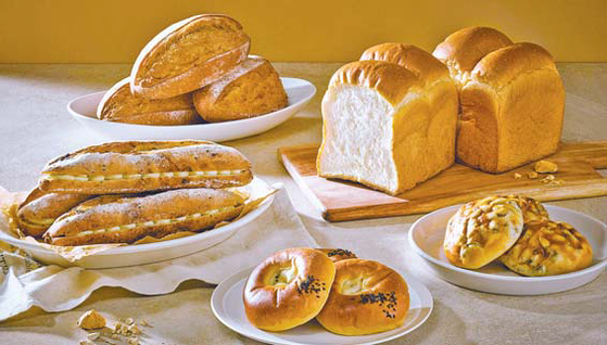 파리바게뜨는 제빵 발효종인 상미종을 적용한 '시그니처 브레드'를 출시했다.