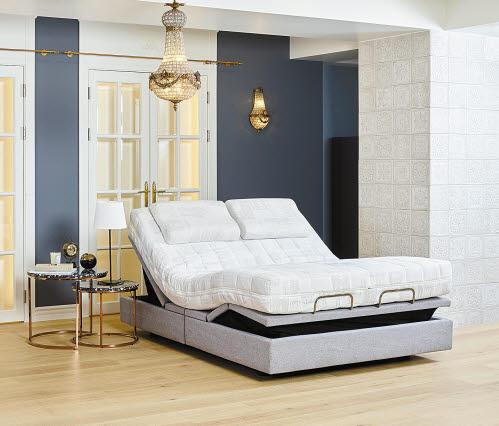 라클라우드는 생산 전 공정을 이탈리아 현지에서 진행하는 천연 라텍스 침대다.