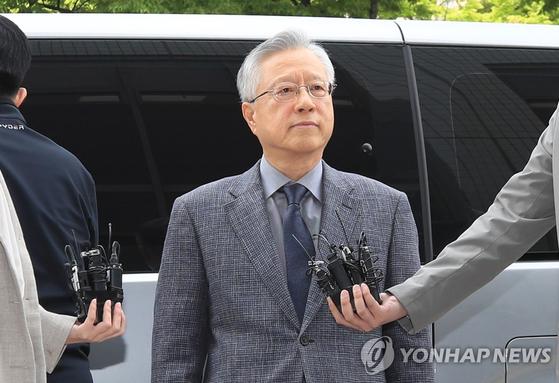 이석채 전 KT 회장 [연합뉴스]