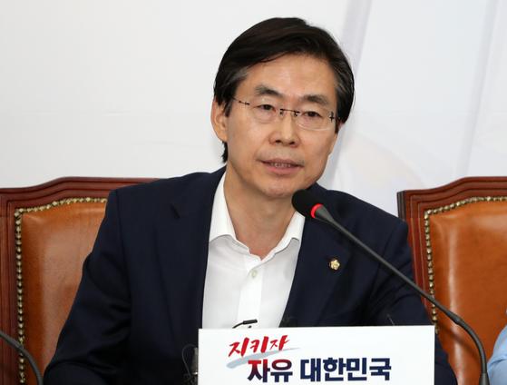 조경태 자유한국당 최고위원. [뉴스1]