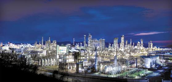 GS칼텍스는 현재 전남 여수에 짓고 있는 올레핀 생산시설이 완공되면 기존 생산설비와의 연계 운영을 통해 시너지를 창출, 경쟁력이 대폭 강화될 것으로 기대한다. [사진 GS칼텍스]