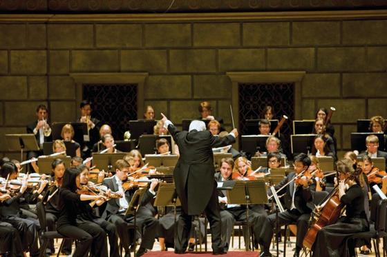 미국 이스트먼 음대의 오케스트라인 이스트먼 필하모니아는 12월 30일부터 시작하려던 중국 8개도시 투어를 잠정 연기하기로 29일(현지시간) 결정했다. 한국인 학생 3명의 입국을 거부한 중국 때문이다.[사진 이스트먼음대 홈페이지]