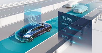 현대?기아차는 미래 자동차 시장의 핵심 분야에 집중적으로 투자하고 있다. 사진은 인공지능 기 반의 부분 자율주행 기술을 세계 최초로 개발해 신차에 적용하고 있는 모습. [사진 현대차그룹]
