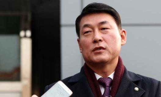 황영철 자유한국당 의원. [연합뉴스]