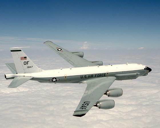 RC-135U 컴뱃 센트.