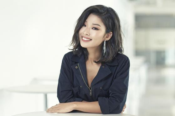 다음 달 막을 올리는 뮤지컬 '아이다'에서 주연을 맡은 배우 전나영. [사진 신시컴퍼니]