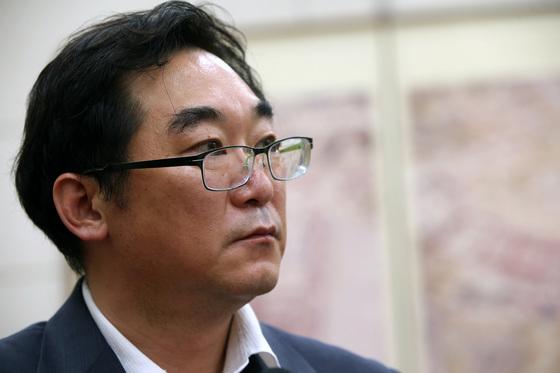 나향욱 전 교육부 정책기획관.