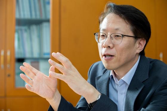 조성주 인사혁신처 인재채용국장. [사진 인사혁신처]