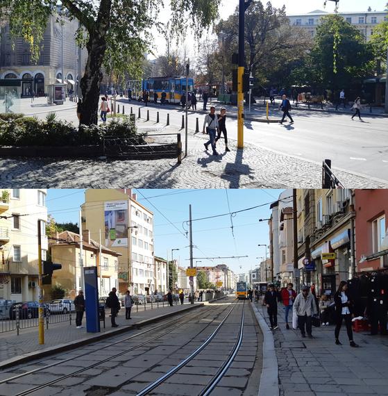 유럽 동쪽 끝 발칸반도에 위치한 불가리아는 서유럽만큼 부유하지도 않고 수도 소피아 역시 화려함보다 소박함이 느껴지는 도시다. 그러나 만나는 사람들마다 친절하고 정이 많았다. [사진 박헌정]