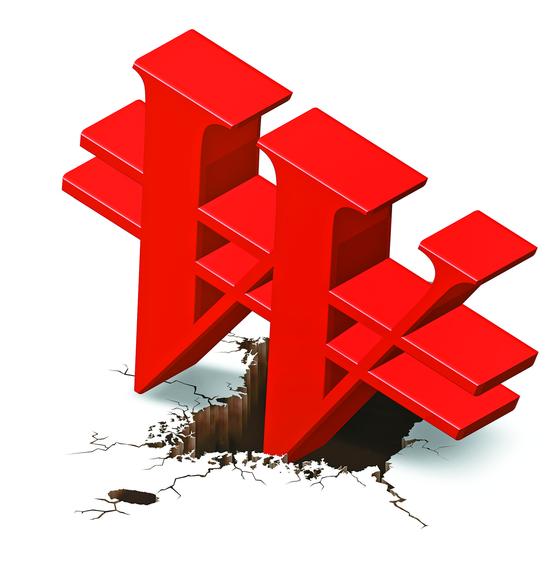 기업 35.2% 돈 벌어서 이자도 못 냈다…사상 최악