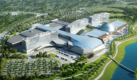 아레나ㆍ테마파크ㆍ카지노…인천공항,동북아 첫 라스베이거스 된다