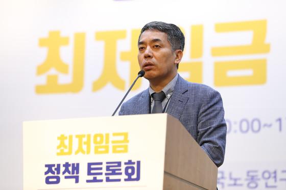 '직장 내 성희롱' 김동열 중소기업연구원장 해임