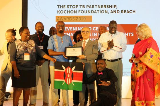 결핵 환자 인권 보호한 케냐 NGO, 종근당고촌상 수상